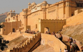 Amer-Fort-Elephant-Ride